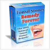 Cure Tonsil Stones Naturally